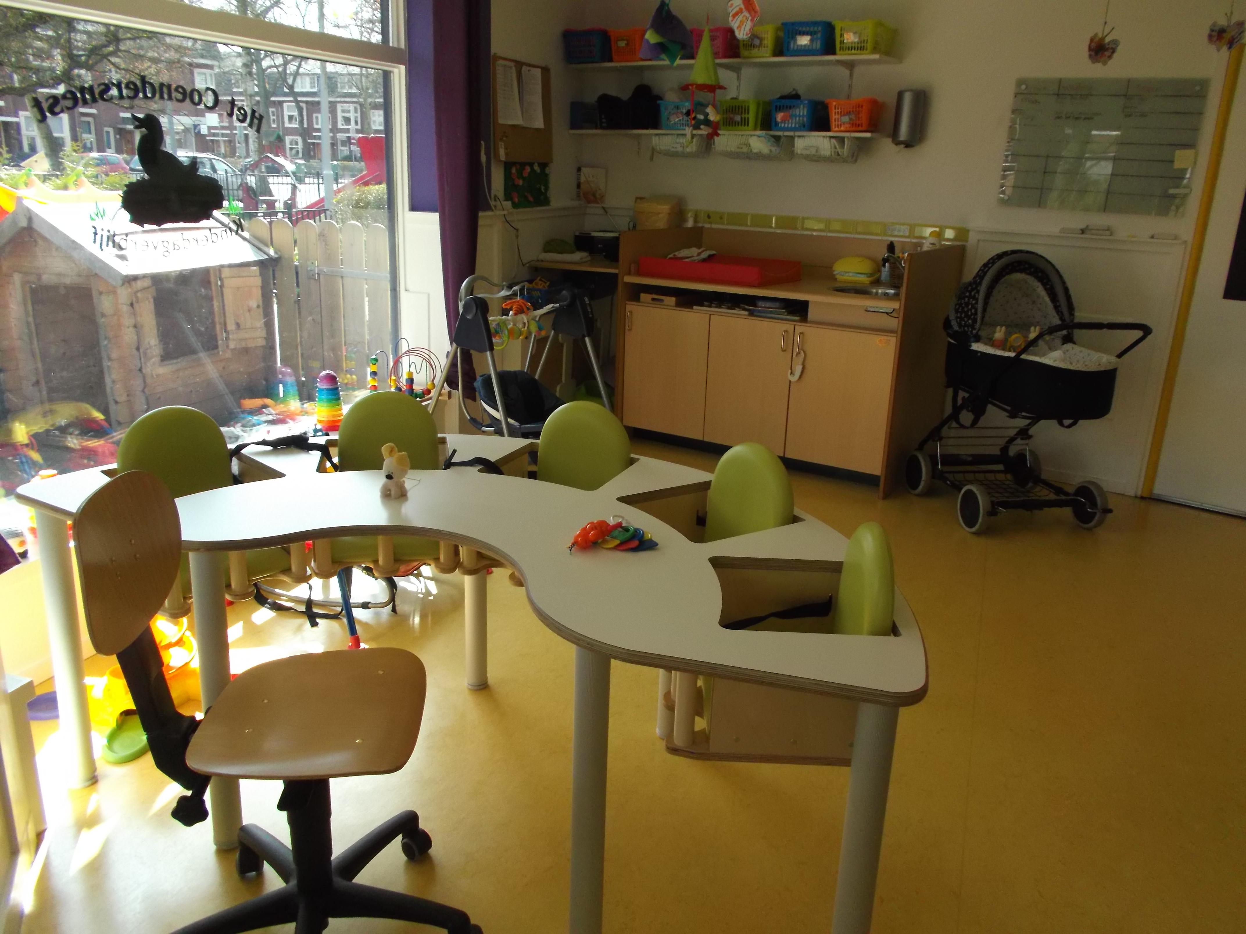 Veiligheid Kind Keuken : KDV het Coendersnest